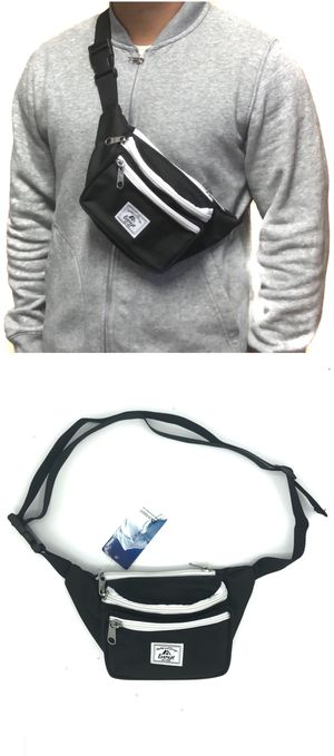 NEW! Waist / Shoulder Side Bag rave fanny pack crossbody bag waist pack music Festival travel pouch for Sale in Long Beach, CA