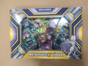 Pokemon Mewtwo ex box Psychic Power sealed includes NIB 4 packs plus foil card & oversized foil. for Sale in El Monte, CA