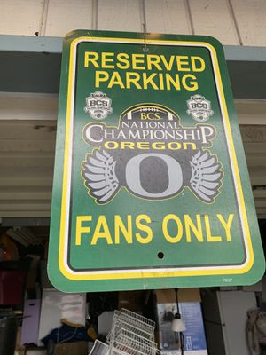 Reserved parking for Sale in Canby, OR