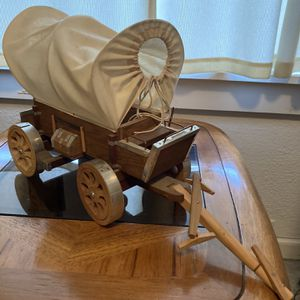 Realistic Handmade Covered Wagon for Sale in Damascus, OR