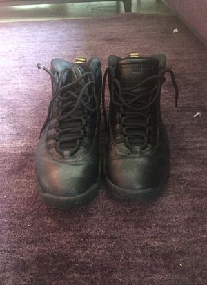 Nike/Jordan 10 NYC size 12 men's for Sale in St. Louis, MO