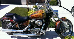 Honda shadow ace custom motorcycle for Sale in Fresno, CA