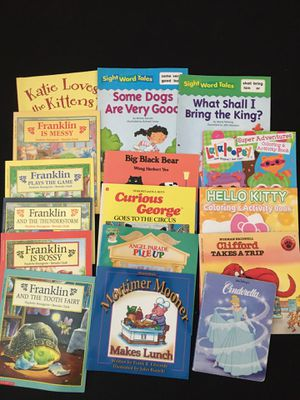 Children's story books (16) for Sale in Temecula, CA