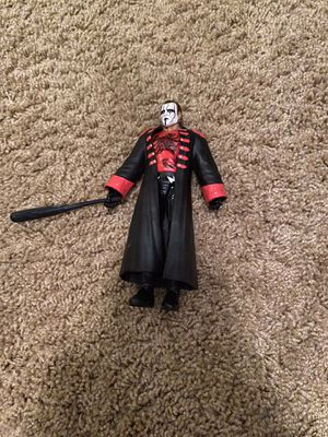 WWE Sting action figure for Sale in St. Petersburg, FL