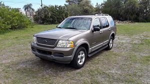 2002 Ford Explorer for Sale in Fort Lauderdale, FL