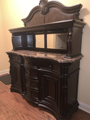 Server with hutch for Sale in Pike Road, AL