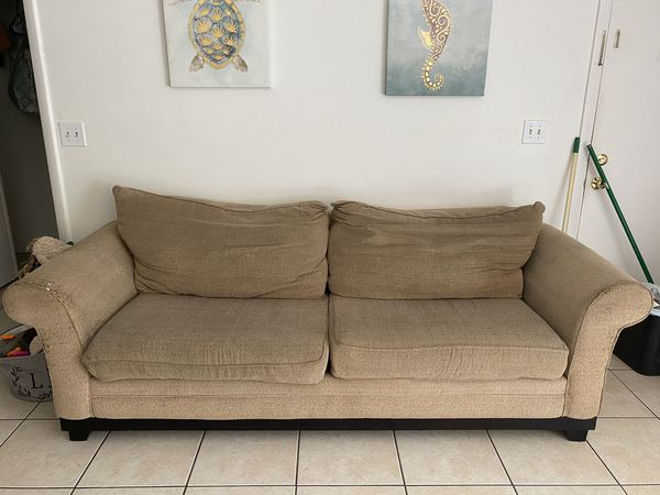 **FREE COUCH**