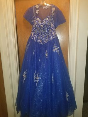 Quinceanera Dress Mary's Bridal for Sale in Ferris, TX