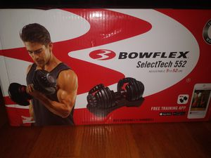Bowflex selecttech single dumbbell for Sale in Boston, MA