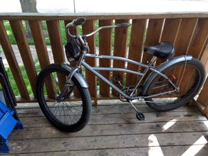Fat tire bike for Sale in Ludington, MI