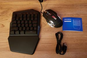 Gaming keyboard and mouse for Sale in North Highlands, CA