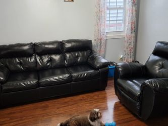 Sofa Bed and Recliner for Sale in Clifton,  NJ