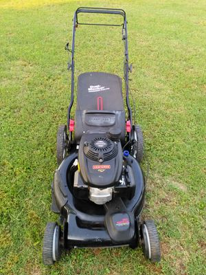 Very strong Craftsman 6.75 horsepower self-propelled lawn mower with Honda engine works absolutely great guaranteed to turn on on first pull for Sale in San Antonio, TX