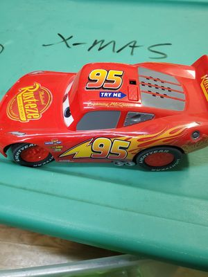 From the movie cars lightning McQueen for Sale in Land O Lakes, FL