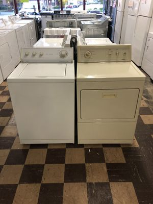 Washer and Dryer Set for sale for Sale in Olympia, WA