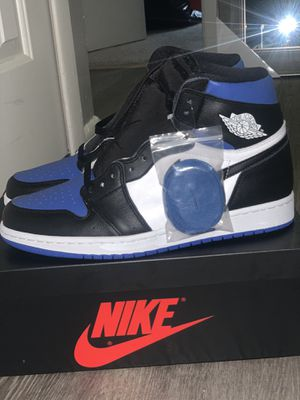 Jordan 1 blue toes for Sale in Shaker Heights, OH