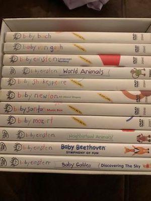 Baby Einstein Dvds for Sale in Lancaster, PA