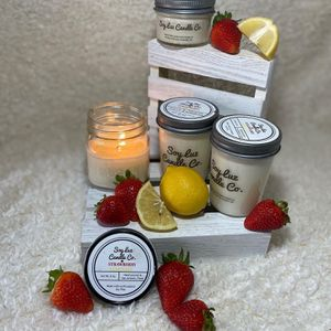 Homemade Soy Candles for Sale in San Antonio, TX