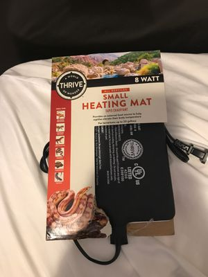 Reptile heating mad 8 watt for Sale in Mesquite, TX