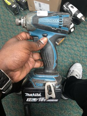 Impact Drill, Tools-Power Makita No Charger .. Negotiable for Sale in Baltimore, MD