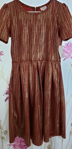 Lularoe LLR Amelia Size M Medium Dress with pockets brand New with tags for Sale in Pittsburg, CA