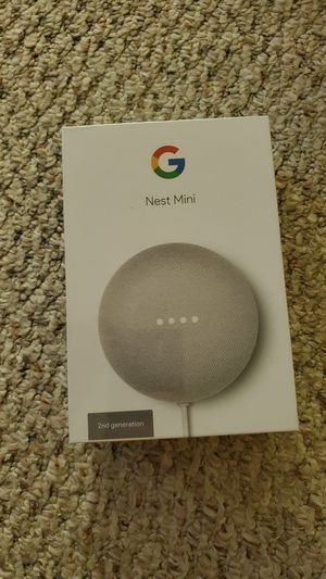 Google nest mini for Sale in Los Angeles, CA