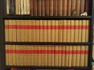 Canterbury Classic Leatherbound Set of 52 Books for Sale in Seattle, WA