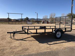 Utility Trailer 6X12 for Sale in Litchfield Park, AZ