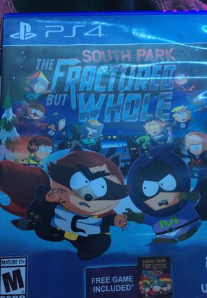 south park the fractured but whole for Sale in Duncannon, PA