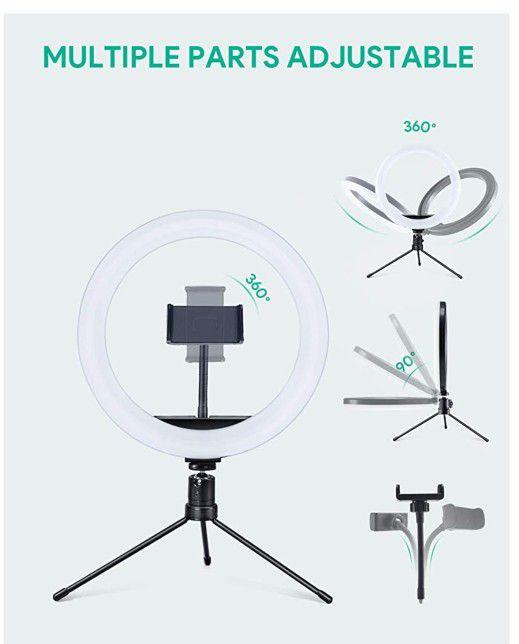 """10"""" Selfie Ring Light (New)"""