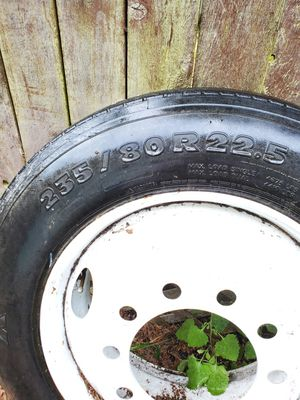 Mounted Motorhome tire for Sale in Lacey, WA