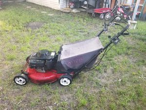 Toro lawn mower for Sale in Seagoville, TX