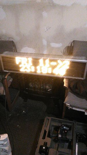 Signtronics Led 2 for Sale in Post Falls, ID