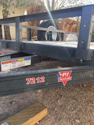 Pj 12' trailer for Sale in Las Vegas, NV