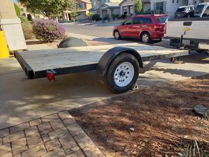 Utility trailer homemade for Sale in Tolleson, AZ