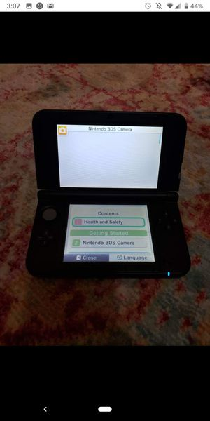 Nintendo 3DS XL With games and Charger GOOD CONDITION for Sale in Taunton, MA