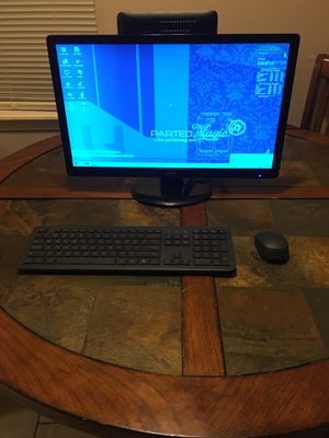 Brand new HP T620 computer complete set up for Sale in Van Buren, AR