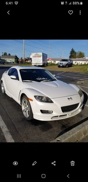 2005 Mazda rx8 for Sale in Edgewood, WA