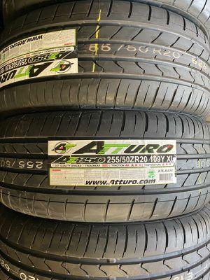 255/50/20 2555020 255 50 20 Atturo HT for Sale in Phoenix, AZ