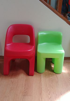 Kid chairs. Please see description. for Sale in Marysville, WA