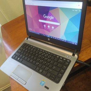 HP Laptop i3 Probook 14 Inch LCD Screen Winsdows 10 Webcam 4GB Ram HDMI With Charge Great Condition for Sale in Long Beach, CA