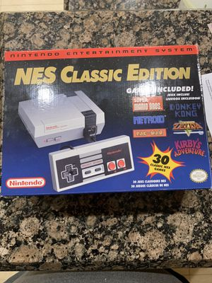Nintendo classic for Sale in FL, US