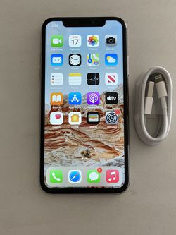 Apple iPhone X 256gb Unlocked Carrier for Sale in Long Beach,  CA