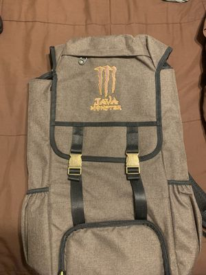 Monster cooler backpack for Sale in Fontana, CA