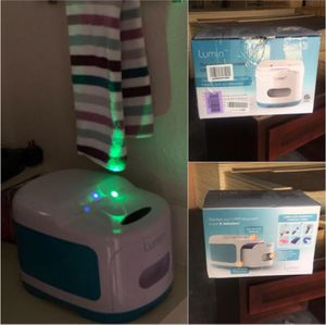 New!! CPAP cleaner, aluminum cpap cleaner, toy cleaner, disinfect machine for Sale in Phoenix, AZ