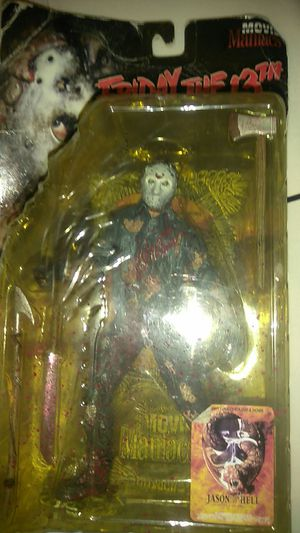 Friday the 13th action figure collectable for Sale in Los Angeles, CA