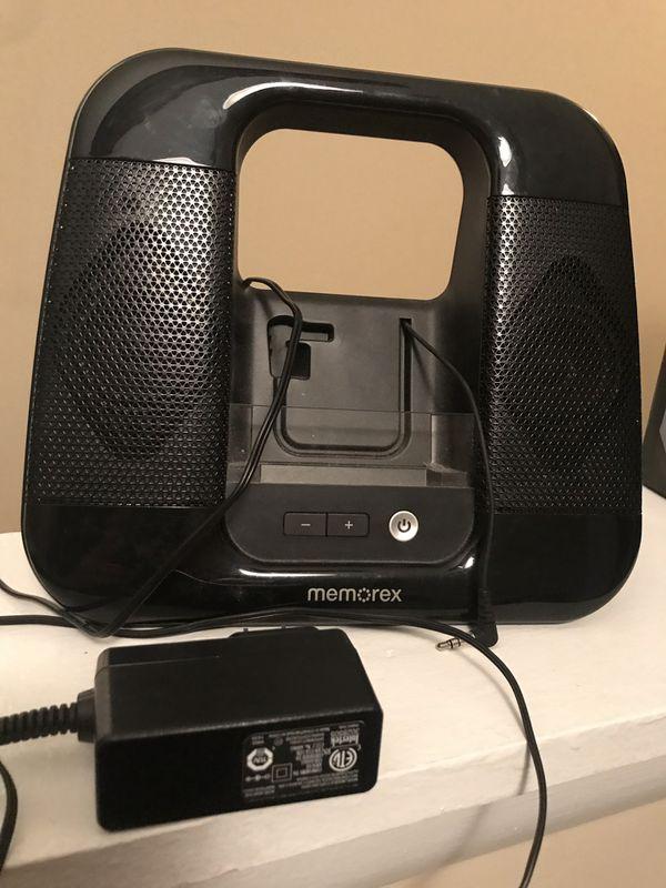 Memorex speaker
