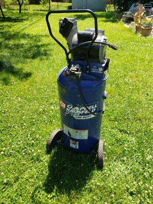 Campbell hausfeld 26 Gallon Air Compressor for Parts for Sale, used for sale  Levittown, PA