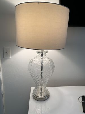 Beautiful glass light for Sale in Tamarac, FL