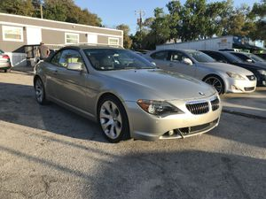 2004 BMW 645Ci for Sale in Tampa, FL